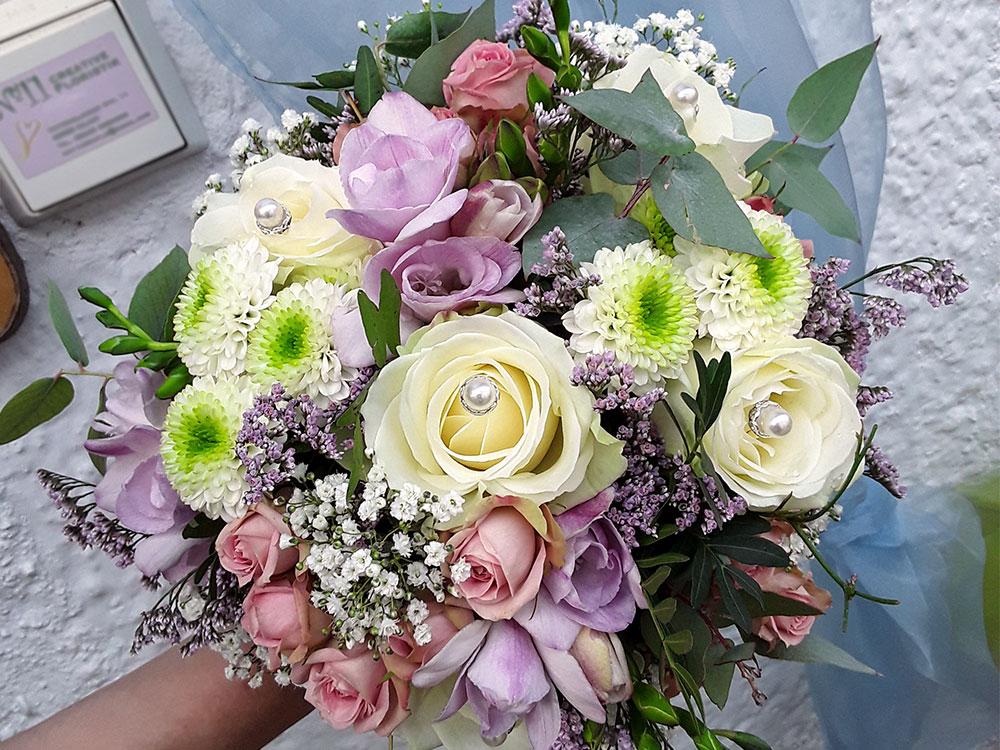 Brautstrauß 21